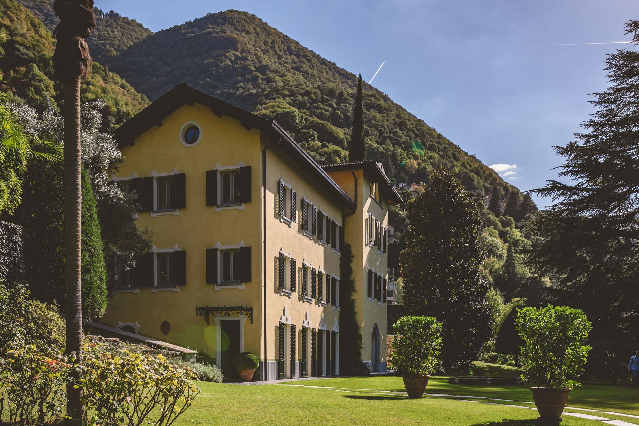 Foto Di Ville Lussuose villa blevio - lake como dmc